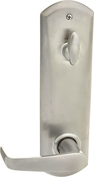 Kwikset 508KNL 26D 轻型商用金斯敦互联通道门锁缎面镀铬