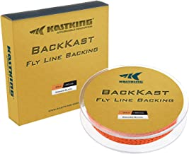 KastKing BackKast Fly Fishing Line Backing Line - 8 Strand Braided Fishing Line - Superior Knot Strength - Low Stretch - Thin Diameter for Saltwater or Freshwater