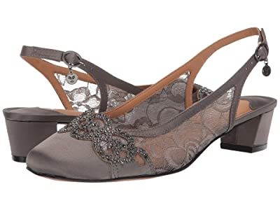 J. Renee Faleece (Dark Grey Satin) Women