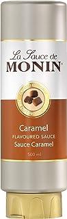 Monin Caramel Sauce 500ml