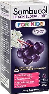 Sambucol Black Elderberry Syrup for Kids - 7.8 oz