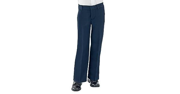 Charcoal 20 French Toast School Uniform Boys Straight Leg All Season Dress Pants
