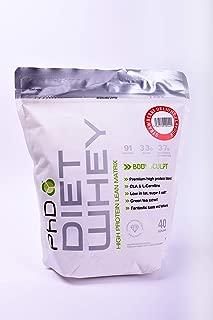 PhD Diet Whey Powder Strawberry Delight, 1 kg