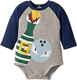 Long Sleeve Bowling Graphic Bodysuit (Infant)