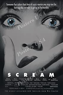 Posters USA Scream GLOSSY FINISH Movie Poster - FIL950 (24