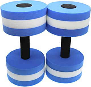 swimming pool exercise weights