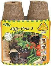 """Jiffy Pots 3"""" Round 22 Bonus Pack"""