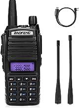 BAOFENG UV-82X3 Tri-Band Radio, 1.25M VHFUHF Portable Amateur Ham Two Way Radio, with Dual PTT Tri-Color Display, Earpiece...
