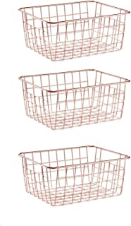 wire basket pantry