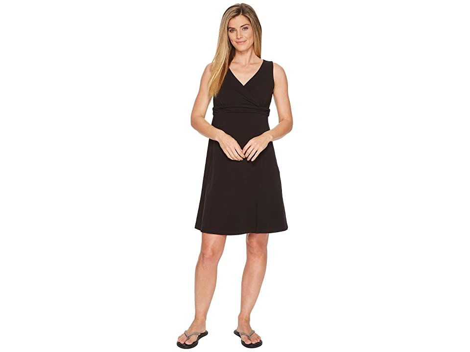Royal Robbins All-Around Dress (Jet Black) Women