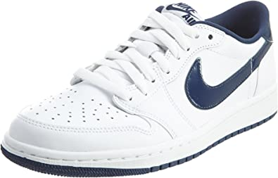 Jordan Nike Mens Air 1 Retro Low OG Bred 1