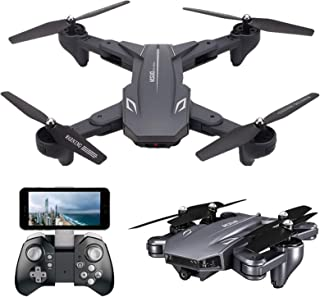 (xs816-4K) - VISUO XS816 4k Drone with Camera Live Video, Teeggi WiFi FPV RC Quadcopter with 4k Camera Foldable Drone for ...
