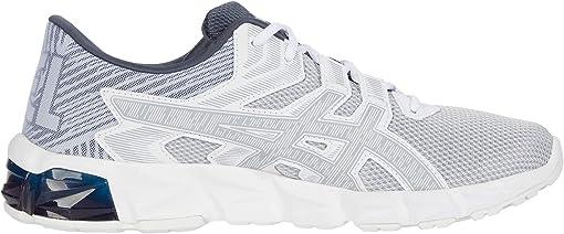 White/Piedmont Grey