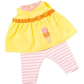 "Manhattan Toy Baby Stella My Treat Baby Doll Clothes for 15"" Dolls"