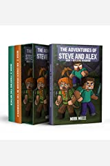 The Adventures of Steve and Alex Trilogy Kindle Edition