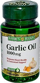 Nature's Bounty Garlic Oil 1000mg