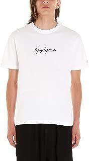 Yohji Yamamoto Luxury Fashion Mens HCT960761 White T-Shirt | Fall Winter 19