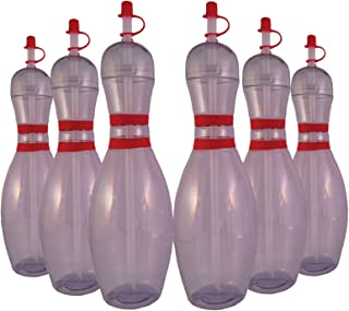 Large Bowling Pin Water Bottles - 32 Ounce