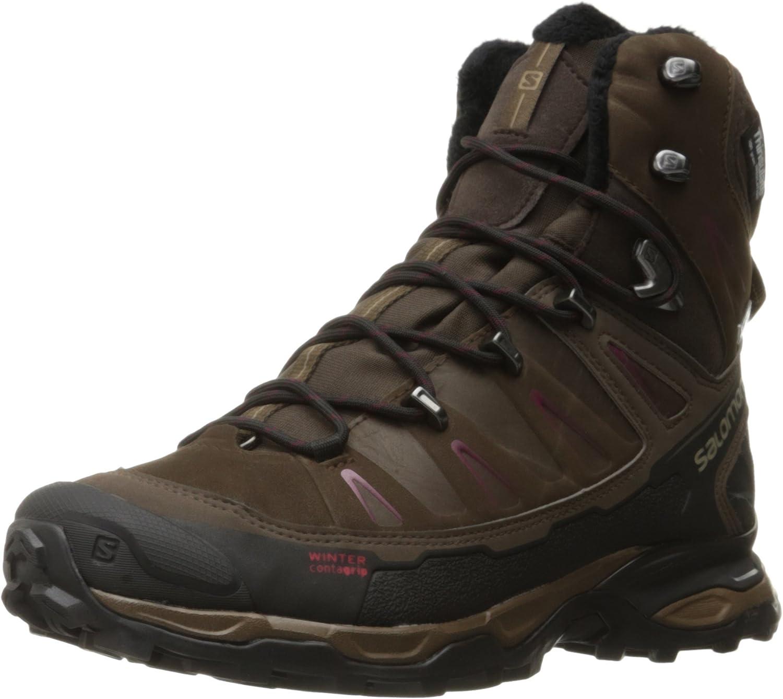 SALOMON Kvinnors L39183300 High Rise Hiking Boots