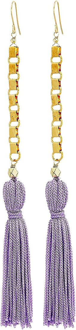 Vanessa Mooney - The Davina Tassel Earrings