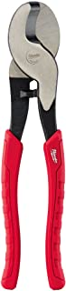 Milwaukee 48226104 Cable Cutting Pliers, Red/Black