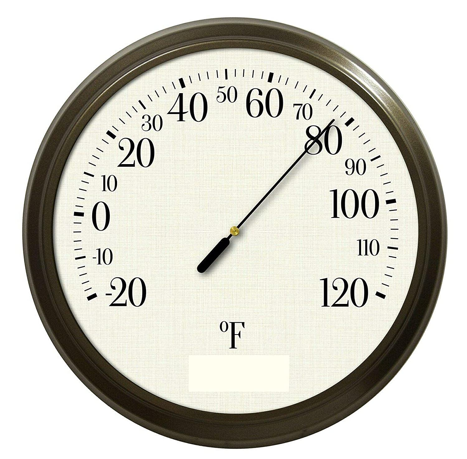 Weather High quality new Thermometer 8 in. Brand Cheap Sale Venue Hom Indoor for