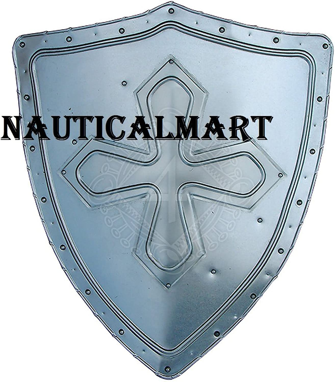 NAUTICALMART Medieval Knight Battle Shield