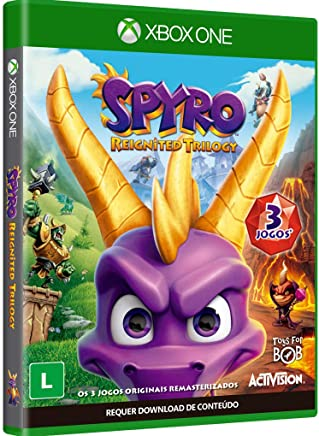 Spyro: Reignited Trilogy - Xbox One