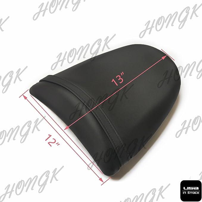 For Kawasaki Ninja ZX6R 2003-2004 Z1000 2003-2006 Rear Seat Passenger Pillion