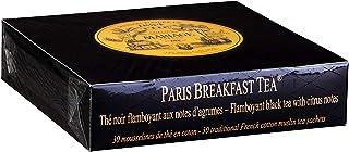 Mariage Frères Schwarzer Tee Paris Breakfast mit Zitrusfrüchten 30 Beutel 75g