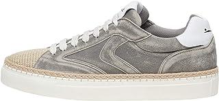 VOILE BLANCHE New Ischia-Sneakers in Pelle e Corda