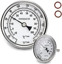 Best threaded temperature gauge Reviews
