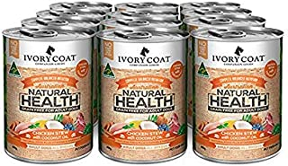 Ivory Coat Chicken Coconut Stew 400g Wet Dog Food, Adult and Senior, 12 Case
