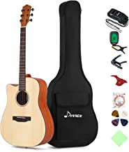 Best left handed acoustic guitar packages Reviews