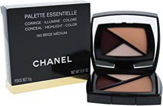 Chanel Palette Essentielle Conceal-highlight-color - 160 Beige Medium for Women Makeup, 0.3 Ounce