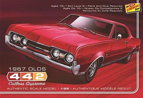 Lindberg Modelle ln127  ab 1  25 967 dsmobile 442 0 Kunststoff Modell