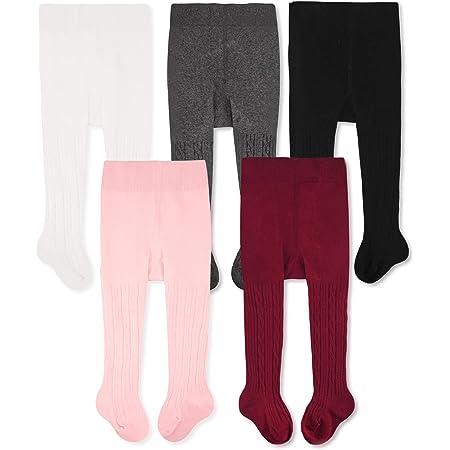 Mallas para beb/é con lazo Daisy Days Soft Touch color rosa o blanco