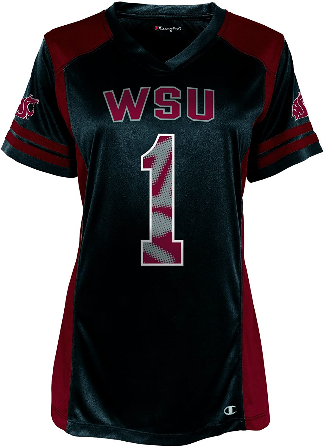 Factory outlet Champion NCAA Women's's Jersey Max 90% OFF Replica