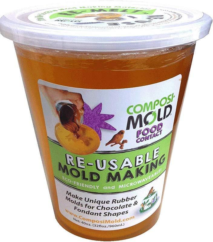 ComposiMold Food Contact Safe 40 Ounce Reusable Molding Material Re Heat To Re Use