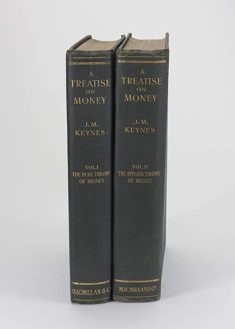 交響曲呼ぶ維持A treatise on money - Volume I (English Edition)