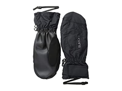 Burton WMS Profile Under Mitt (True Black) Snowboard Gloves