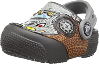 Crocs Kids' Fun Lab Light-up Boys Graphic Clog