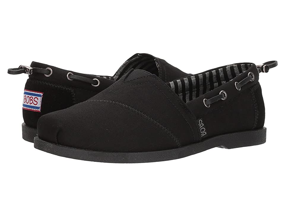 BOBS from SKECHERS Chill Luxe Traveler (Black/Black) Women