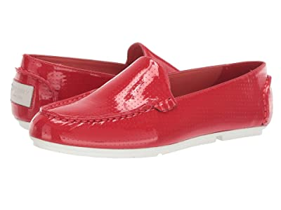Sperry Bay View Slip-On Patent (Red) Women