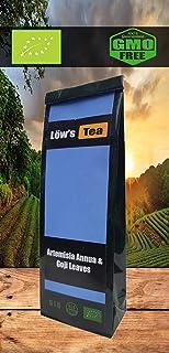 Sweet Wormwood Tea.Organic Sweet Annie Tea.Organic tea.Artemisia Annua.Goji berry.Green Tea.Goji Leaf