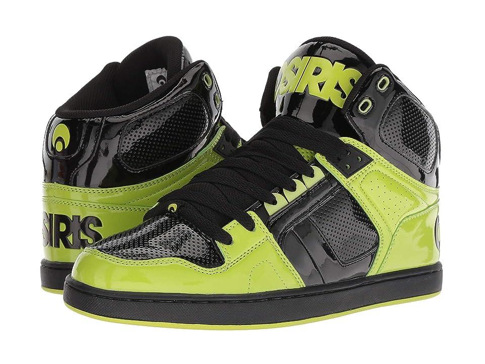 Osiris NYC 83 Classic (Lime/Black/Lime) Men