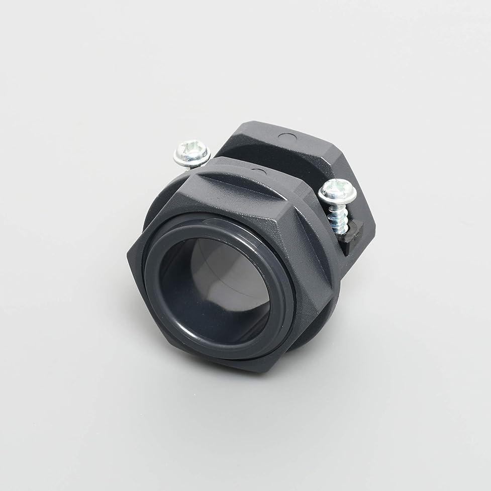 シュガーネックレットアルコールアメリカン電機 ナイロンケーブルグランド 黒色 NCG18