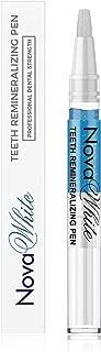 Teeth Remineralizing Pen, 20 Treatments, Reduces Teeth Sensitivity, Strengthens Tooth Enamel, Remineralization Gel, Teeth Sensitivity Treatment, Remineralizing Gel for Sensitive Teeth, Brush on Tooth