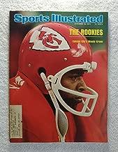 Woody Green - Kansas City Chiefs - Sports Illustrated - November 18, 1974 - SI