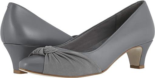Dove Gray Leather/Dove Gray Nubuck